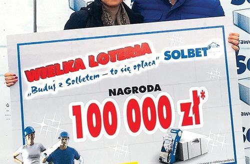 Znamy ostatnich zwycięzców loterii Solbet!