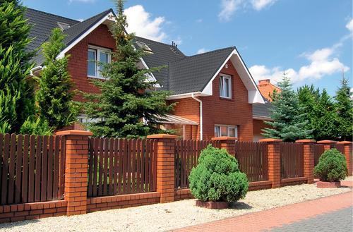 Wybierz projekt ogrodzenia